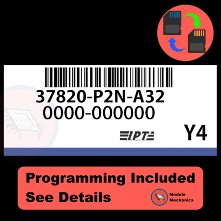 37820-P2N-A32 ECU with PROGRAMMING - VIN & Security | Honda Civic | ECM PCM Engine Control Computer OEM