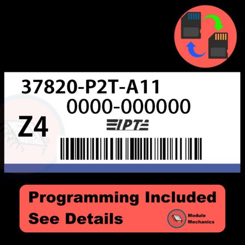 37820-P2T-A11 ECU with PROGRAMMING - VIN & Security | Honda Civic | ECM PCM Engine Control Computer OEM