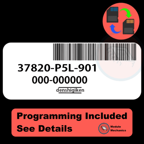37820-P5L-901 ECU with PROGRAMMING - VIN & Security | Honda Prelude | ECM PCM Engine Control Computer OEM