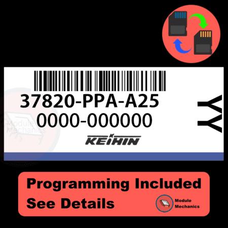 37820-PPA-A25 ECU with PROGRAMMING - VIN & Security | Honda CRV | ECM PCM Engine Control Computer OEM