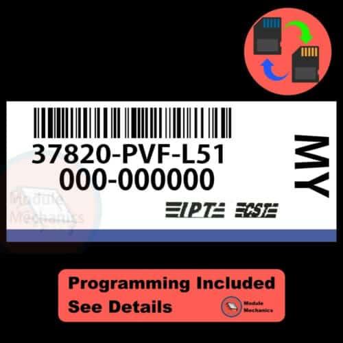 37820-PVF-L51 W/ PROGRAMMING Honda Pilot 2003 2004 03 04 ECU ECM BCM COMPUTER