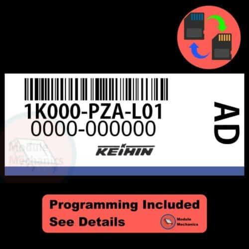 1K000-PZA-L01 OEM ECU W/ Immobilizer / Security Programming Honda Civic