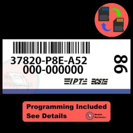 37820-P8E-A52 W/ PROGRAMMING Acura CL TL 2001-2003 01 02 03 ECU ECM COMPUTER