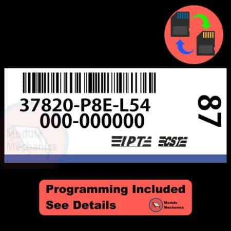 37820-P8E-L54 W/ PROGRAMMING Acura CL TL 2001-2003 01 02 03 ECU ECM COMPUTER