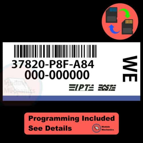 37820-P8F-A84 W/ PROGRAMMING Honda Odyssey 2002-2004 02 03 04 ECU ECM BCM