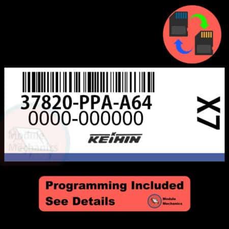37820-PPA-A64 ECU W/ Immobilizer / Security Programming Honda CR-V