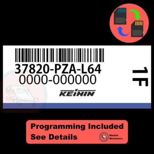 37820-PZA-L64 OEM ECU W/ Immobilizer / Security Programming Honda Civic