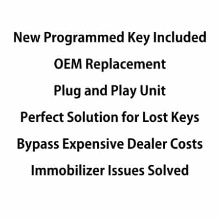 89661-60610 ECU & Programmed Master Key | Toyota Land Cruiser