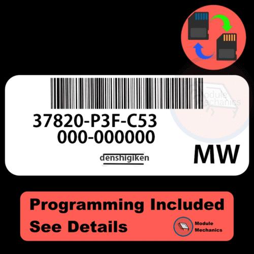 37820-P3F-C53 ECU with PROGRAMMING - VIN & Security | Honda CRV | ECM PCM Engine Control Computer OEM