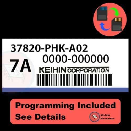 37820-PHK-A02   37820PHKA02
